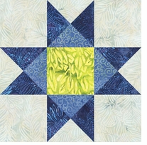 """GO! Fabric Cutting Die Ohio Star 12in <font color=""""#cc0000"""">Sale!</font>"""