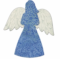 GO! Fabric Cutting Dies Angel