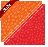 GO! Fabric Cutting Dies Half Square 4-1/2in Finished Triangle