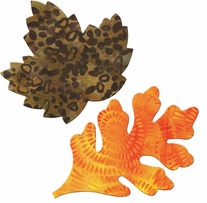 GO! Fabric Cutting Dies Rustling Leaves #2 Maple & Oak Large