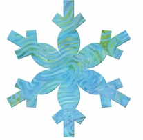 GO! Fabric Cutting Dies Snowflake
