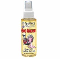 Grandma's Secret Goo Remover 4 Ounces