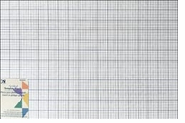 Gridded Plastic Template