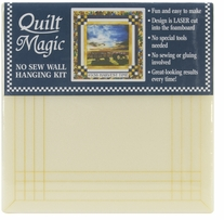 Harvest Time Quilt Magic Kit 12in x 12in