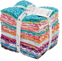 "Haute Girls Dena Designs Fat Quarters 18""X21"""