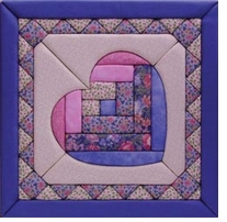 Heart Quilt Magic Kit
