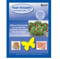 Heat Moldable Stabilizer Double-Sided Fusible
