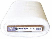 Heatn Bond Extra High Loft Fleece Fusible White