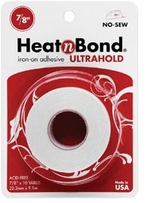 Heatn Bond Fusible Web Tape No Sew 7/8in