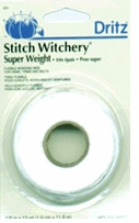 Heavy Duty Stitch Witchery Fusible Web Tape 5/8in