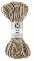 Hemp Rope Natural