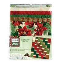 Holiday Simple Quilt Traditional
