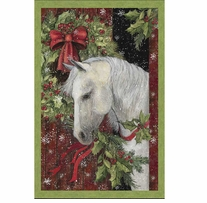 Holiday Treat Wall Panel 43/44in Wide 100% Cotton D/R
