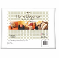 Home Elegance Pillow 12inX16in White