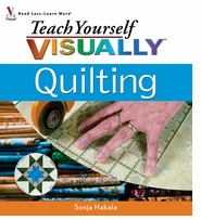 How to Quilt Books - How to Sew Books