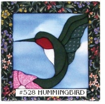 Hummingbird Quilt Magic Kit 6inx6in