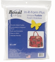 In-R-Form Plus Unique Fusible Foam Stabilizer White