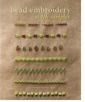 Interweave Press Bead Embroidery Stitch Samples