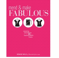 Interweave Press Mend & Make Fabulous