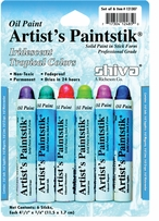 Iridescent Artist's Paintstiks Tropical Assortment Pack