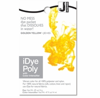 Jacquard iDye Fabric Dye Bright Yellow 14 Grams