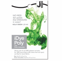 Jacquard iDye Fabric Dye Kelly Green 14 Grams