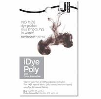 Jacquard iDye Fabric Dye Silver Grey 14 Grams