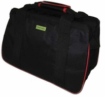 JanetBasket Eco Bag Black, Red