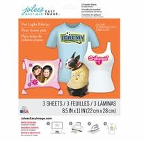 Jolee's Easy Image Transfer Sheets Glow-In-The-Dark Light