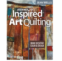 Journey To Inspired Art Quilting