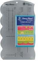 June Tailor Rulers Fancy Fleece Slotted Ruler 9-1/2inX16in
