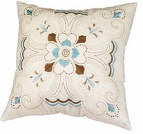 Kaleidoscope Pillow Candlewicking Embroidery Kit