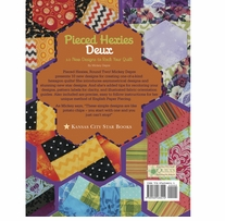 Kansas City Star Publishing Pieced Hexies Deux