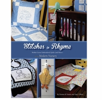 Kansas City Star Publishing Stitches In Rhyme: Mother Goose Quilts