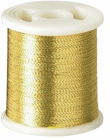 Kantan Couture Bead Embroidery Thread Gold