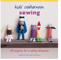 Kids' Crafternoon Sewing