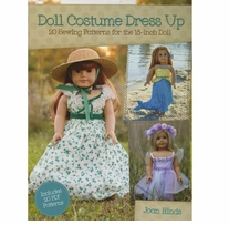 Krause Doll Costume Dress Up