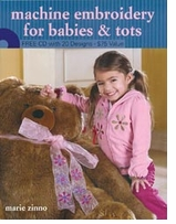Krause Machine Embroidery For Babies and Tot