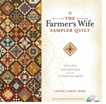 Krause -The Farmer's Wife Sampler Quilt