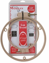 Lap Stand Combo 7in And 10in Hoops