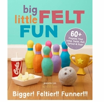 Lark Books Big Little Felt Fun