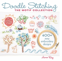 Lark Books Doodle Stitching The Motif Collection