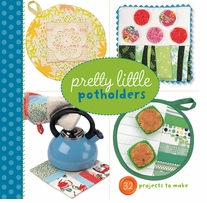 Lark Books Pretty Little Potholders