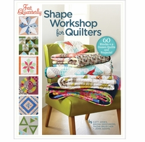 Lark Books Shape Workshop For Quilters