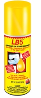 LB5 Lubricant For Sewing Machines Net Weight 2.86oz