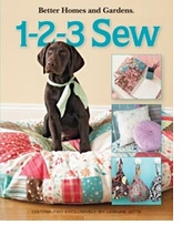 Leisure Arts 1-2-3 Sew