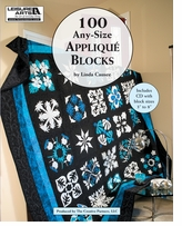 Leisure Arts 100 Any-Size Applique Blocks
