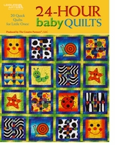 Leisure Arts 24-Hour Baby Quilts
