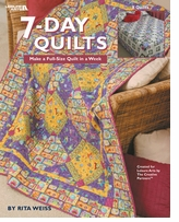 Leisure Arts 7-Day Quilts