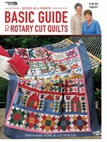 Leisure Arts Basic Guide To Rotary Quilts
